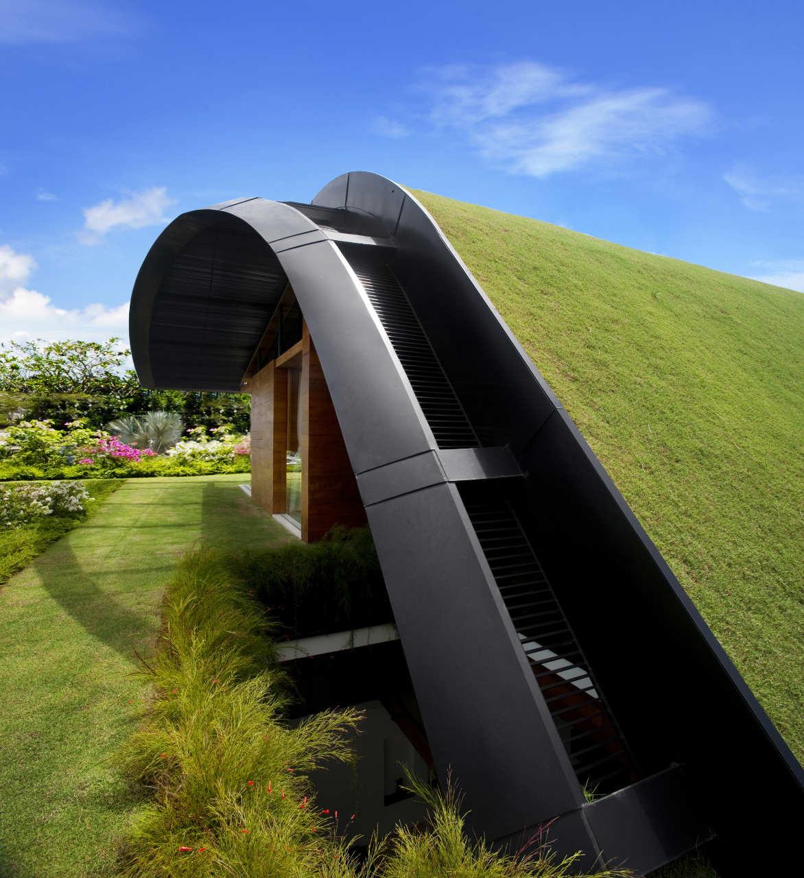 sky garden house Gallery of Sky Garden House / Guz Architects - 3