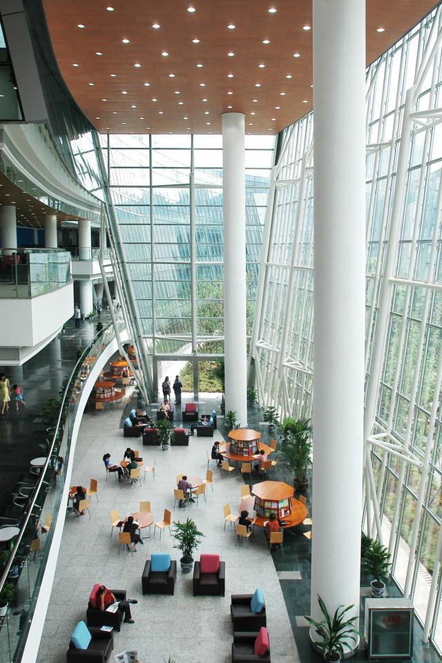 Gallery Of Chongqing Library Perkins Eastman 4