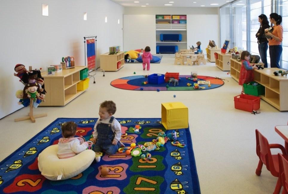 Gallery of Primetime Nursery School / Marcio Kogan - 7