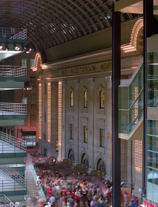 Ellie Caulkins Opera House at the Quigg Newton Auditorium ...