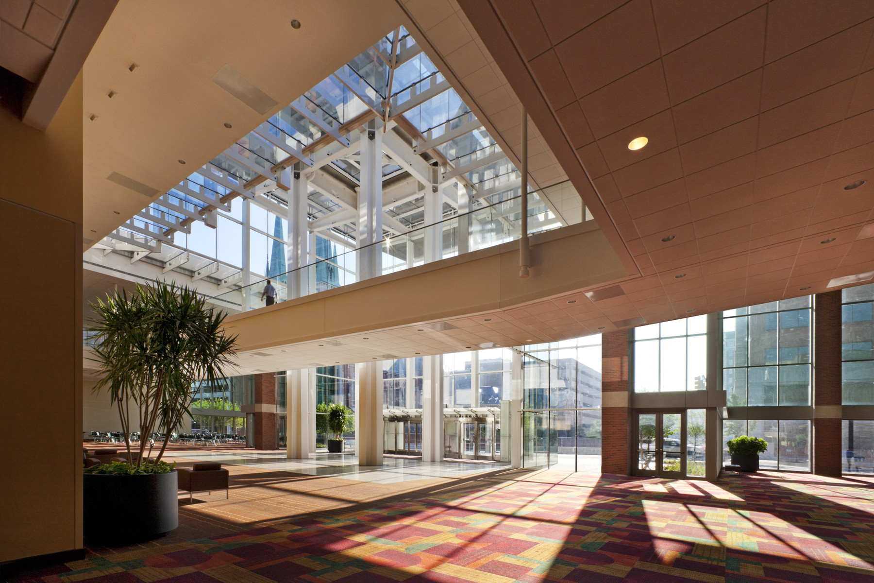 Gallery Of Indiana Convention Center Expansion RATIO