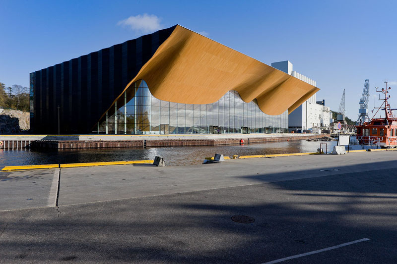 Kilden / ALA Architects   ArchDaily