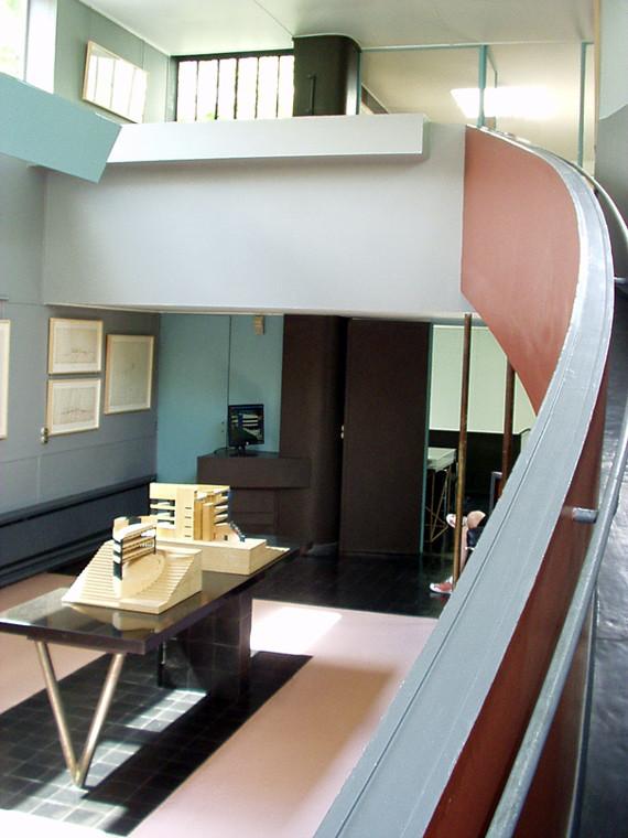 Gallery Of AD Classics Villa Roche Le Corbusier 14