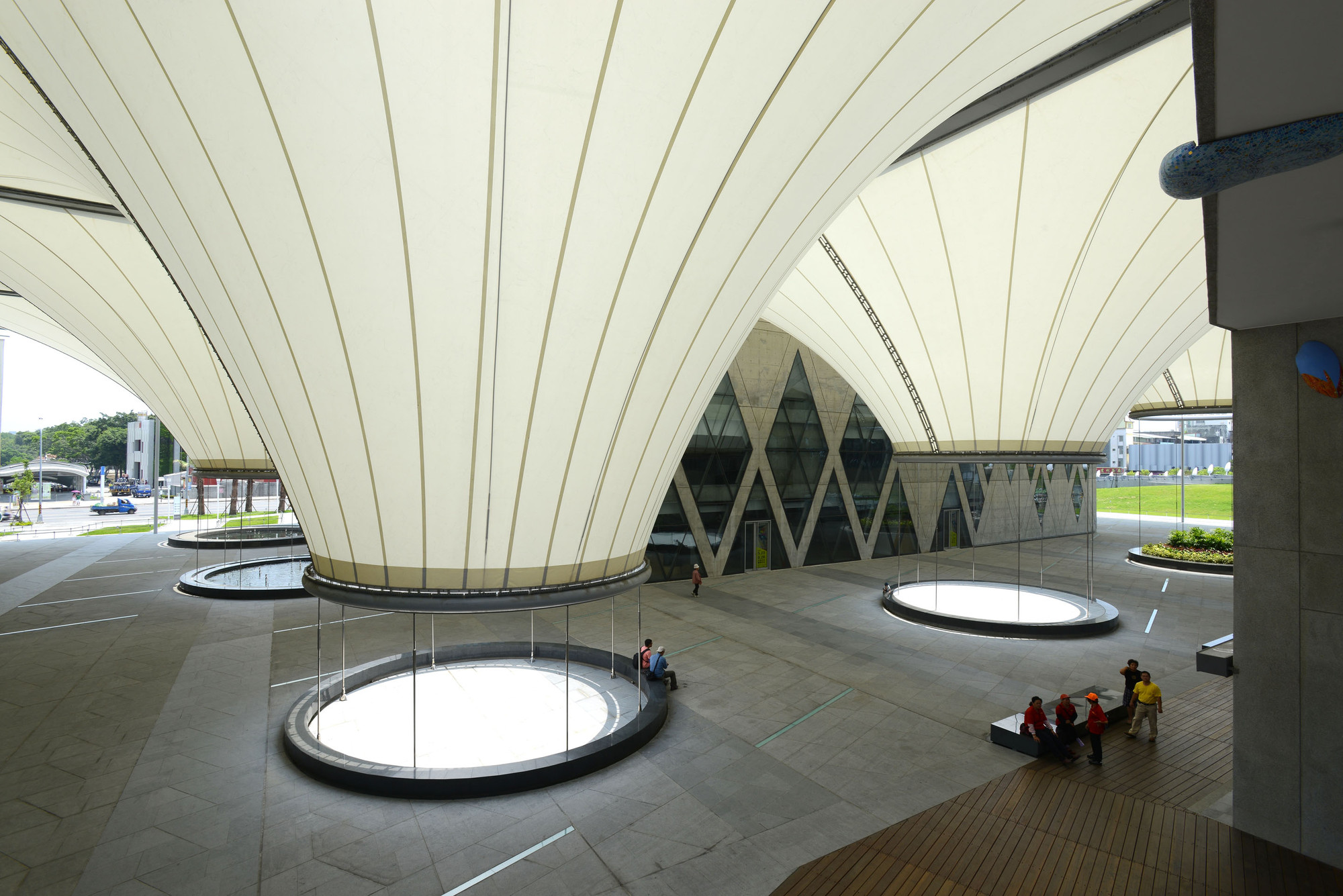 Gallery Of Dadong Art Center Cie MAYU Architects 11