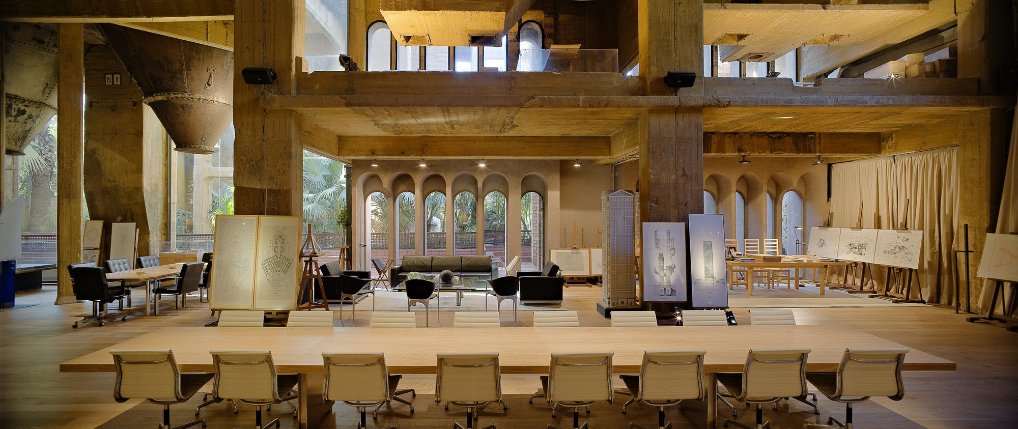 Gallery Of The Factory Ricardo Bofill 30