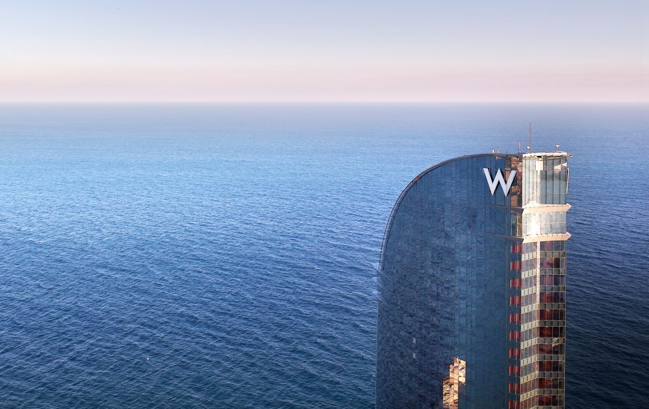 Gallery of W Barcelona Hotel / Ricardo Bofill - 3
