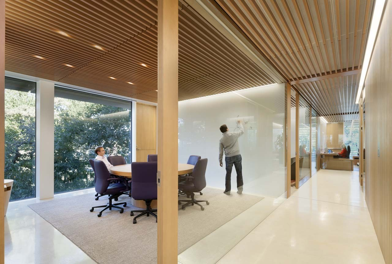 Gallery Of Venture Capital Office Headquarters Paul Murdoch Architects 17