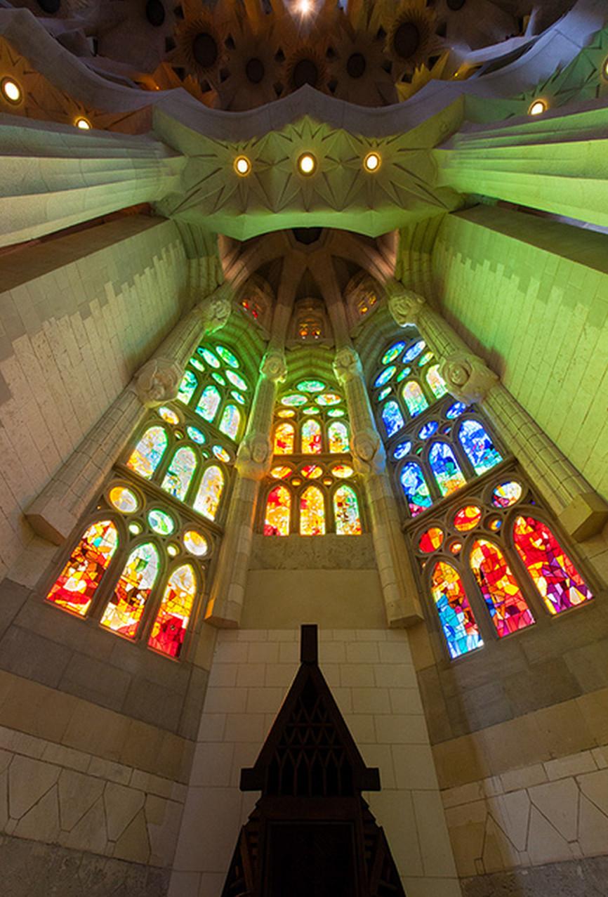 Gallery Of AD Classics La Sagrada Familia Antoni Gaudi 2
