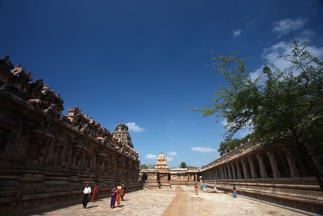 Los más increíbles (y desconocidos) edificios alrededor del Mundo,Templo Airavatesvara. Via Flickr CC User. Imagen © Vinoth Chandar