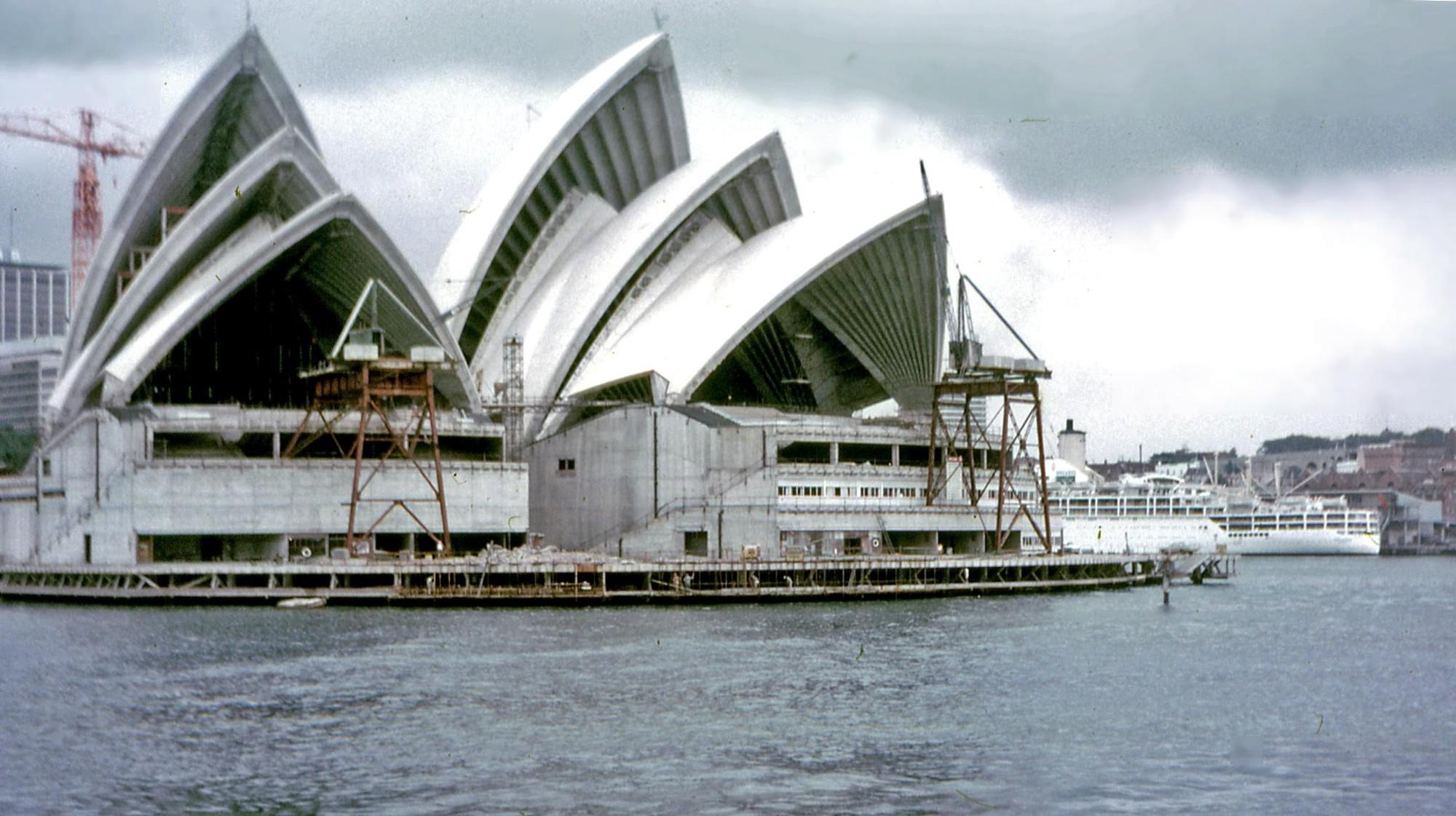 O Projeto Opera House: Contando a História do Ícone ...