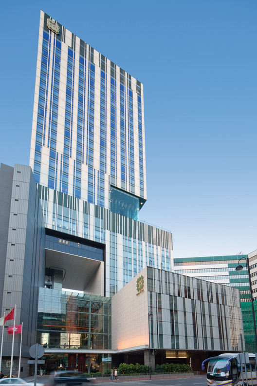 Hotel ICON / Rocco Design Architects | ArchDaily