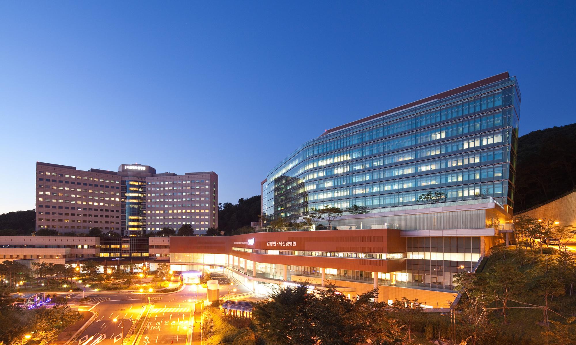 sekolah kedokteran terbaik di Korea - seoul national university
