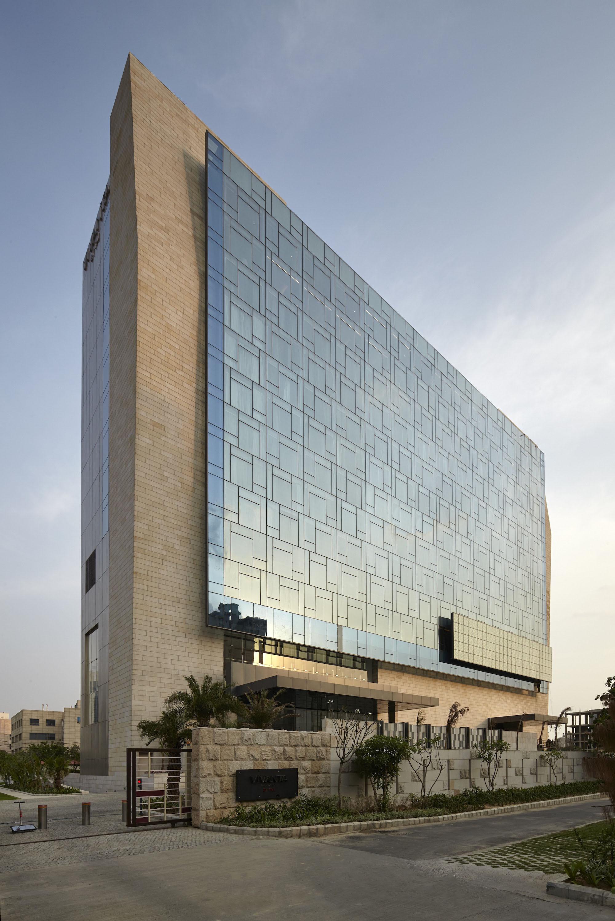 Vivanta By Taj Gurgaon Wow Architects Warner Wong