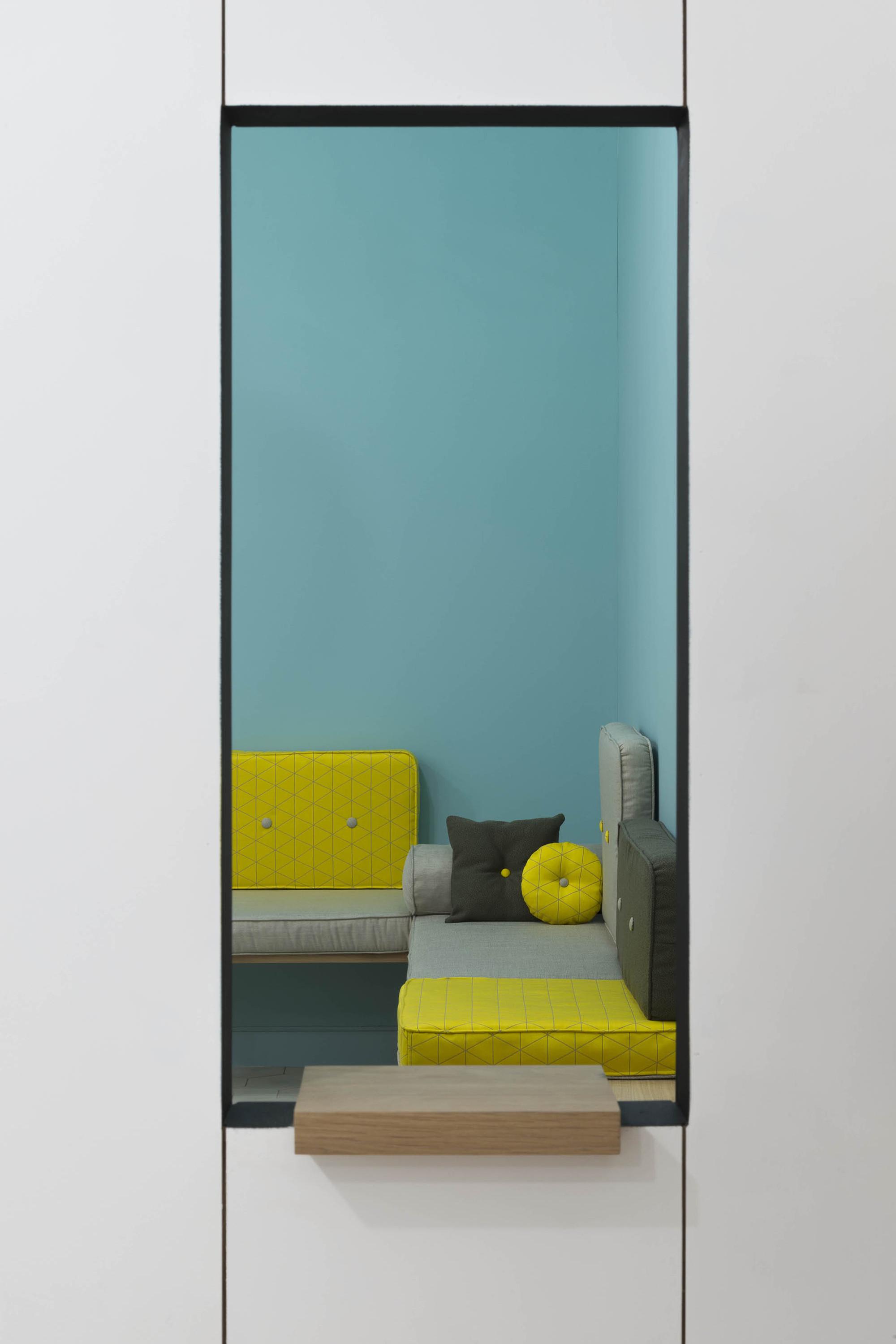 gallery of le coiffeur margaux keller design studio bertrand guillon architecture 2