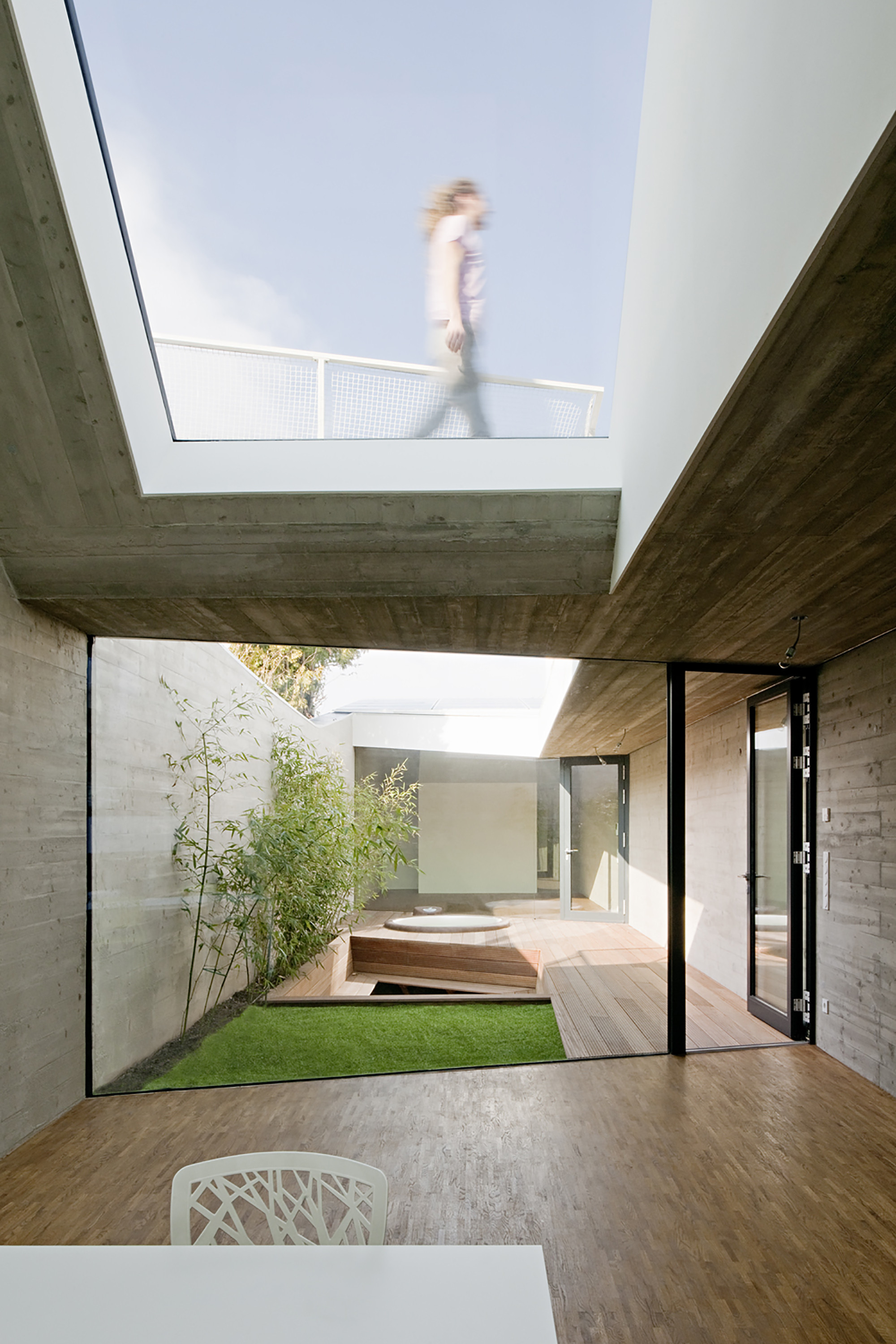 Gallery Of Cj5 House Caramel Architekten 1