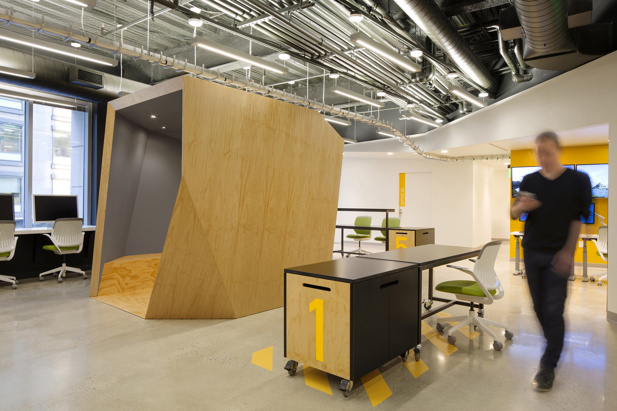 Gallery of MIT Beaver Works / Merge Architects - 13