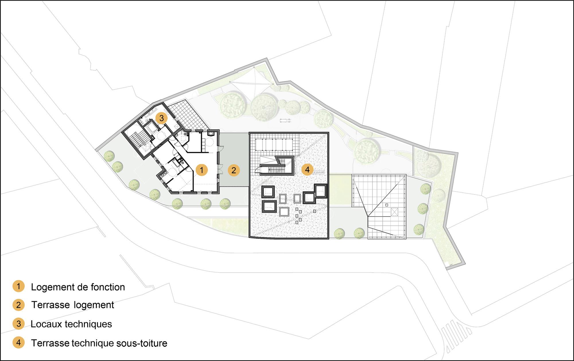Day Care Center / Rh+ Architecture