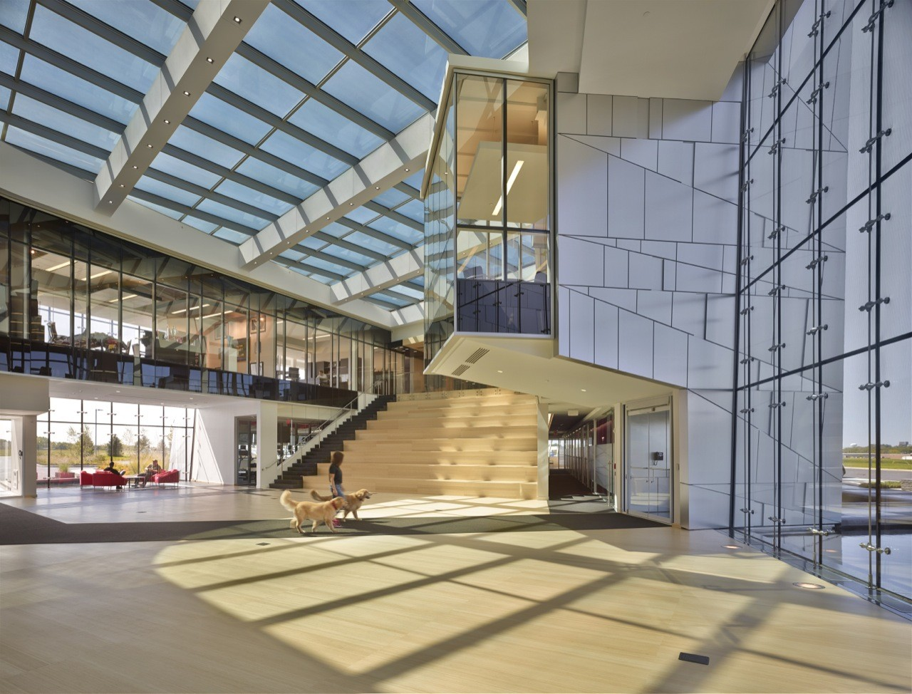 Corporate Headquarters Moody Nolan ArchDaily