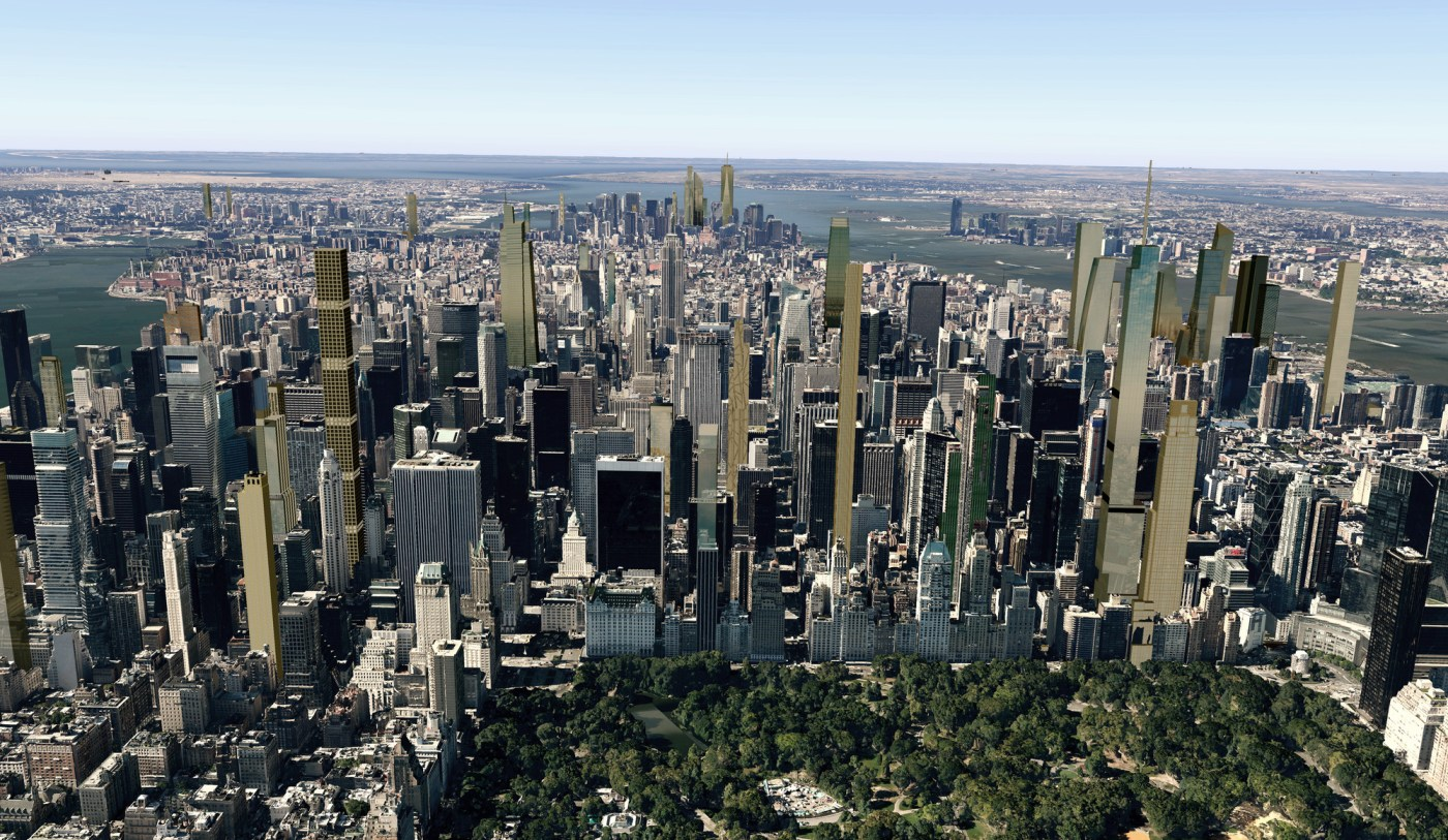 hospedagem em new york