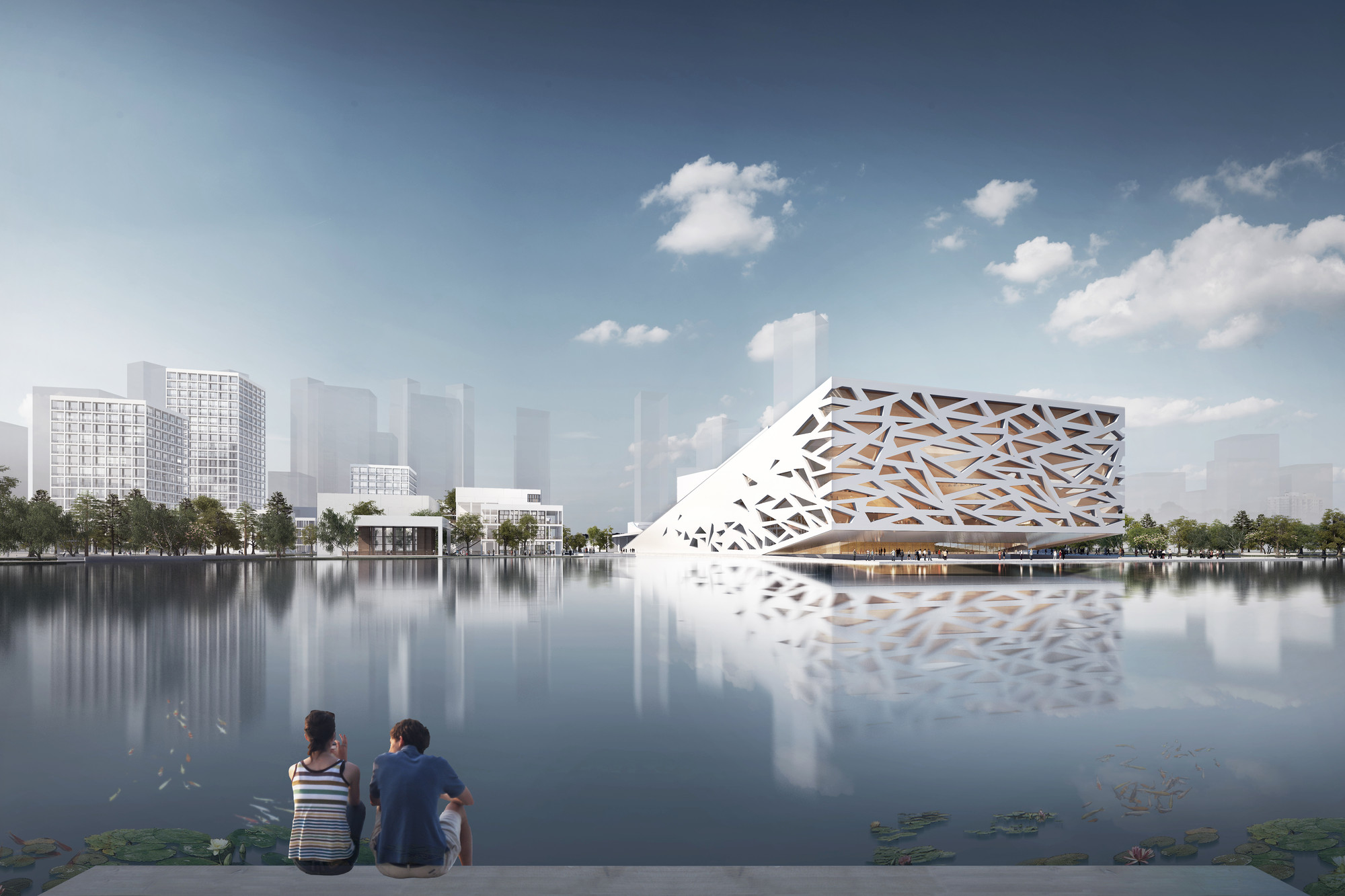 Henning Larsen Architects   Tag   ArchDaily