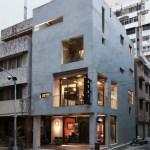 Renovation Of Split Level Hair Salon Residential Hao