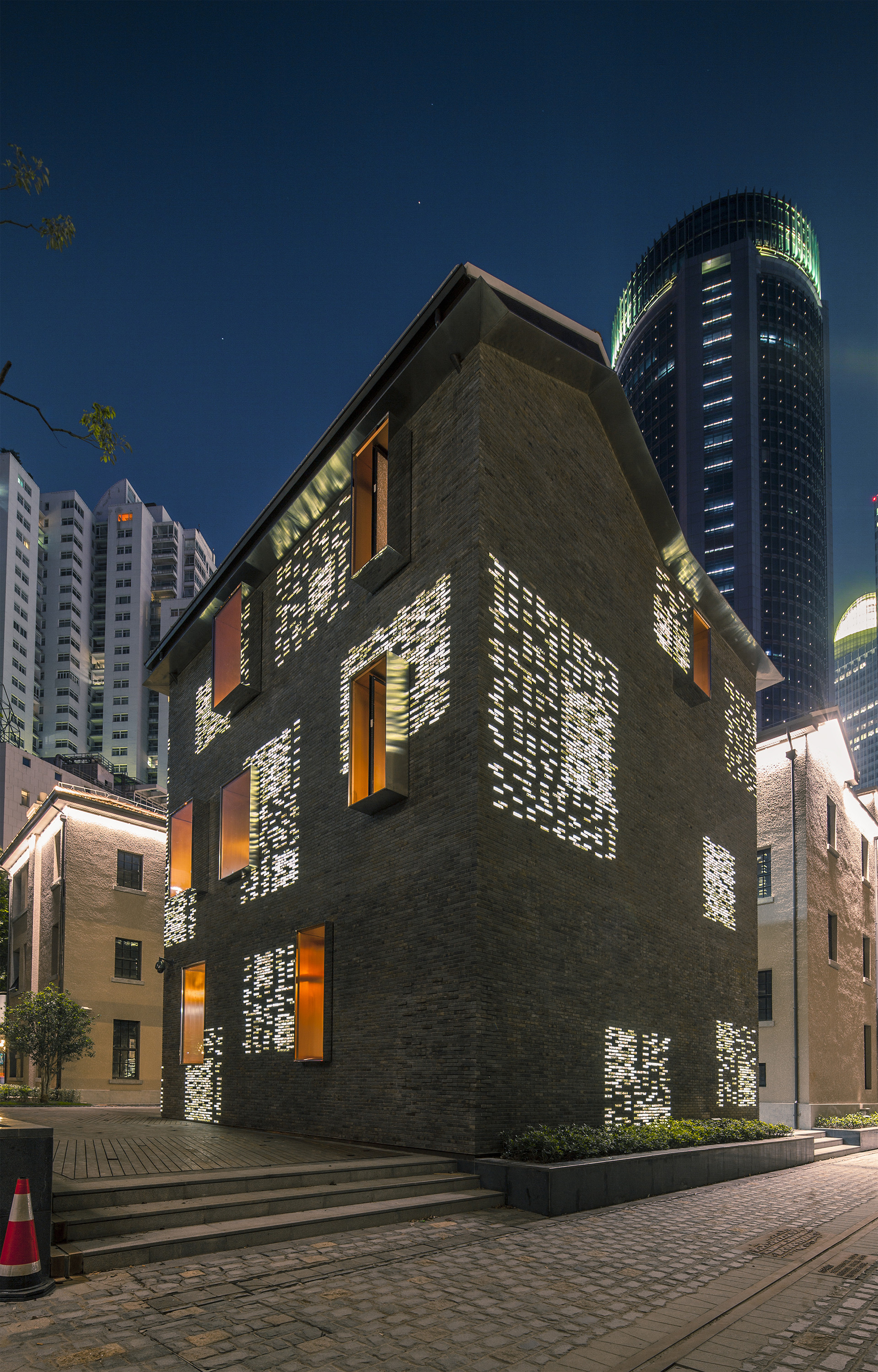 Gallery Of Fa 231 Ade Renovation For No 8 Building Atelier