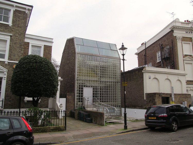 Hauer-King House, London, 1994. Image © Flickr user zongo licensed under CC BY 2.0