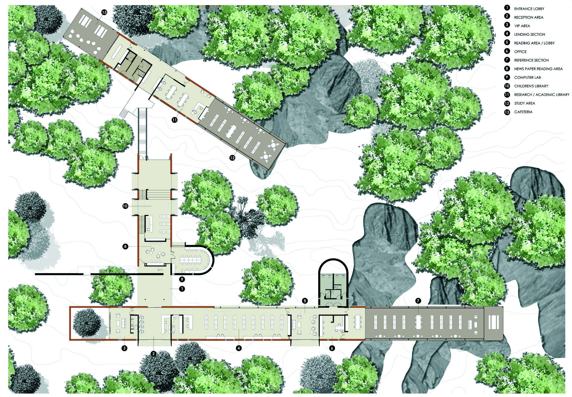Gallery Of 3 Projects Win 2015 Global Holcim Awards For