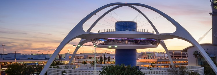 Thene Building, LAX. Image © Flickr user Arch_sam licensed under CC BY 2.0