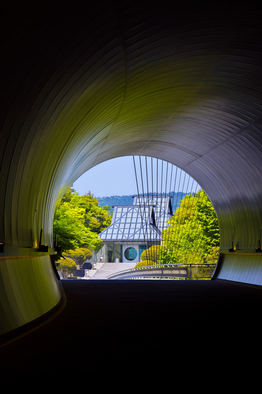 Miho Museum  IM Pei | ArchDaily