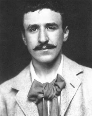 Charles Rennie Mackintosh. Image <a href='https://commons.wikimedia.org/wiki/File:Charles-Rennie-Mackintosh.jpg'>via Wikimedia</a> (public domain)