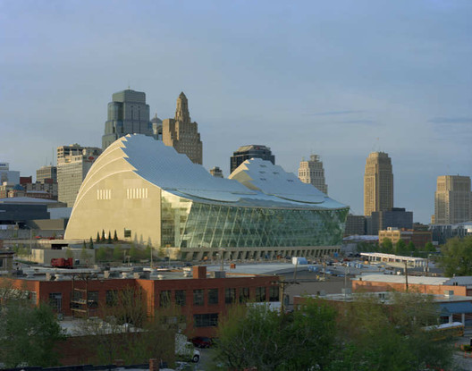 Kauffman Center for the Performing Arts, Kansas City. Image © Tim Hursley