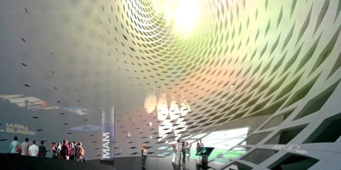 FR-EE Reveals Elliptical Design for Mexico's Mazatlán Museum ...