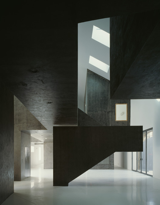 Courtesy of Embaixada arquitectura