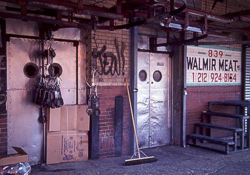 Walmir Meats, at 839 Washington Street. Image © G.Alessandrini