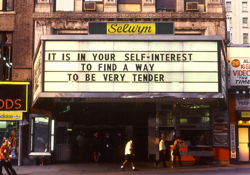 Selwyn Theater. Image © G.Alessandrini