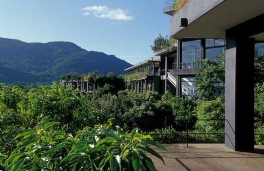 Kandalama Hotel, Dambulla. Image © Harry Sowden
