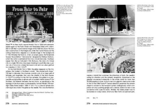 The Perisphere. Image Courtesy of Jovis Publishers
