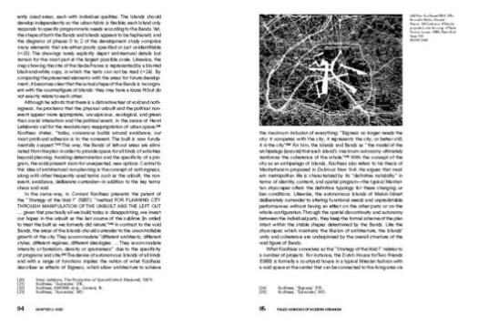 Excerpt from 2. Void: Ville Nouvelle Melun-Sénart, Paris 1987. Image Courtesy of Jovis Publishers