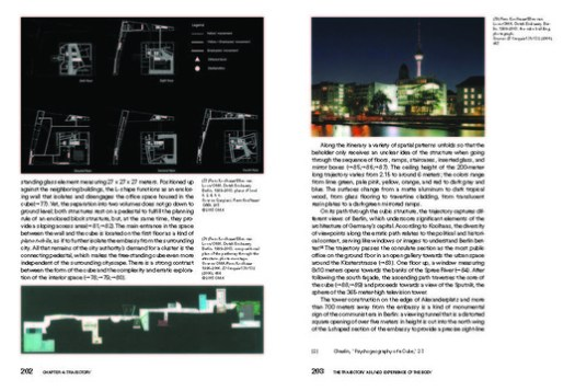 Excerpt from 4. Trajectory: Dutch Embassy, Berlin 1999-2003. Image Courtesy of Jovis Publishers