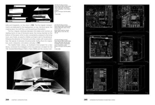 Excerpt from 5. Infrastructure: Public Library, Seattle 1999-2004. Image Courtesy of Jovis Publishers