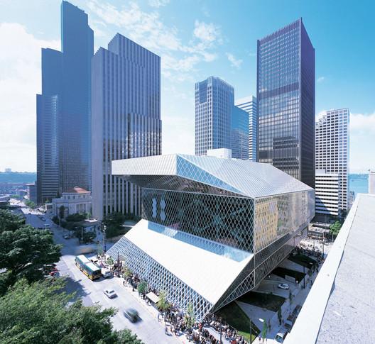 stringio Spotlight: Joshua Prince-Ramus Architecture
