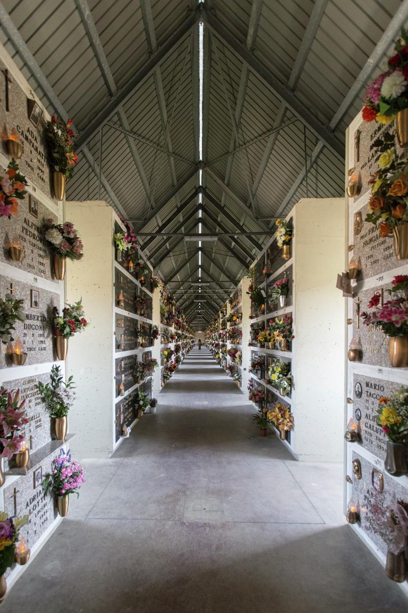Gallery Of Ad Classics San Cataldo Cemetery Aldo Rossi 3