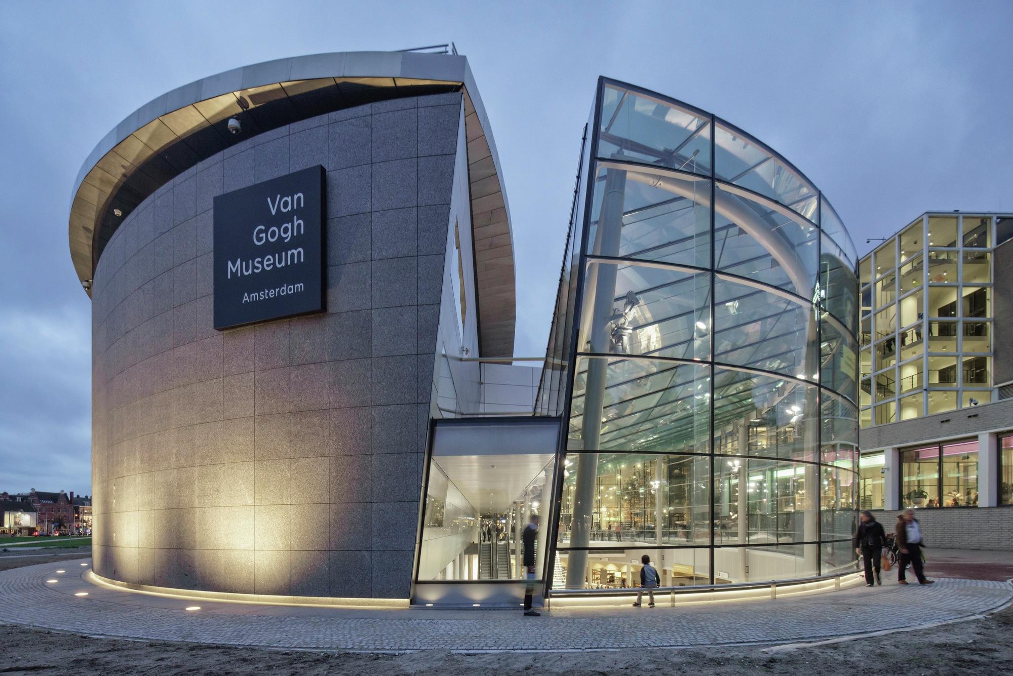 نتيجة بحث الصور عن The Van Gogh Museum