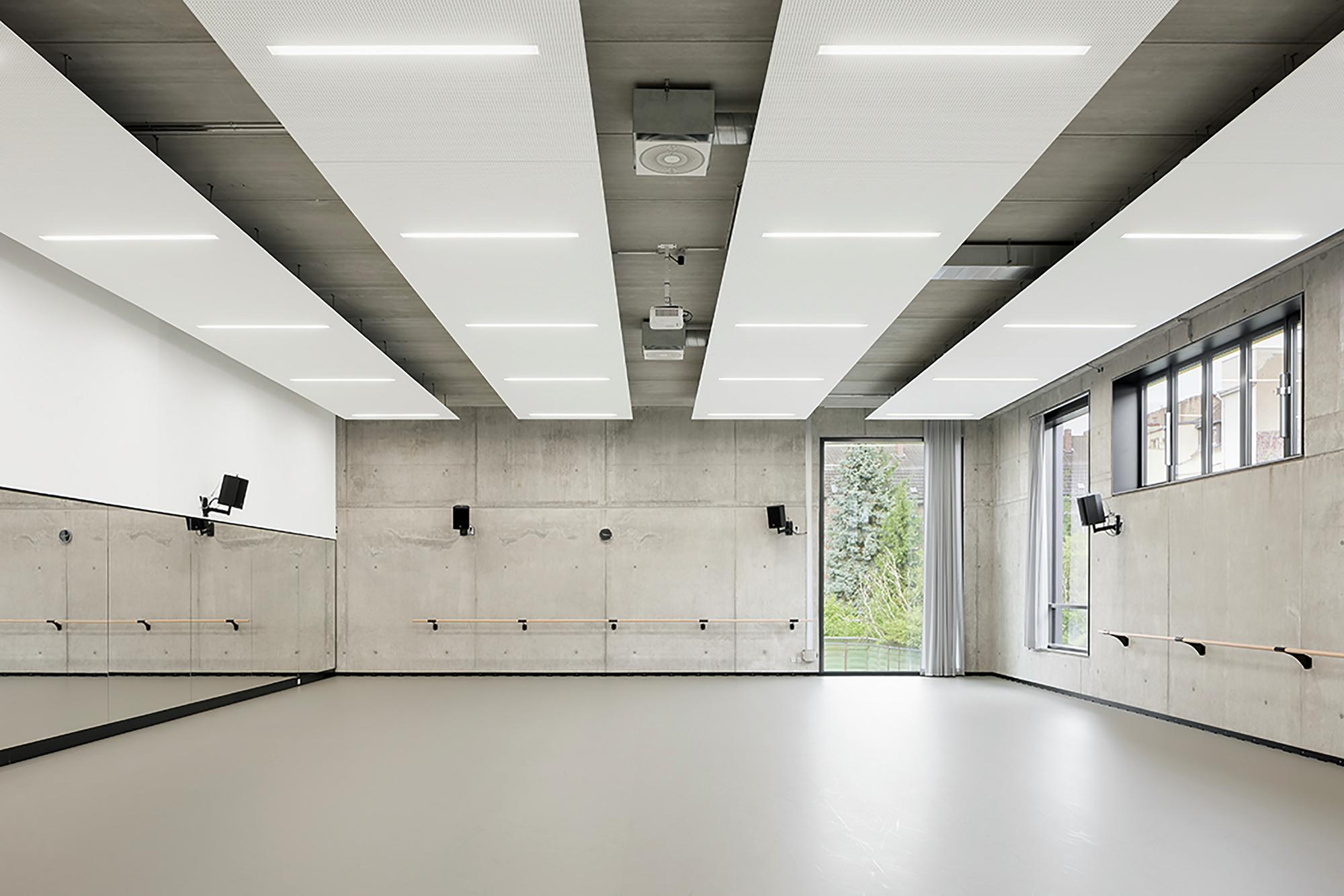 Gallery Of Ballet Am Rhein Gmp Architekten 4