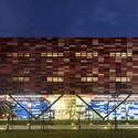 Tucheng Community Sports Center; Taiwan / QLAB. Image Courtesy of World Architecture Festival