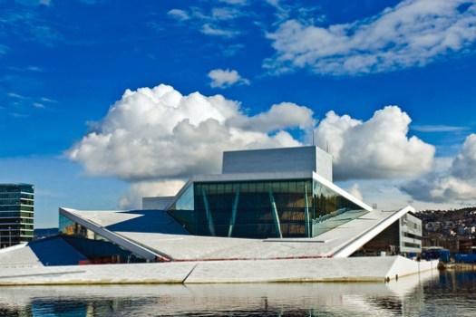 Oslo Opera House / Snohetta. Image © Snohetta