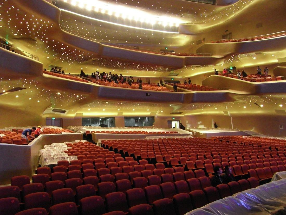 Gallery of Guangzhou Opera House / Zaha Hadid - 19