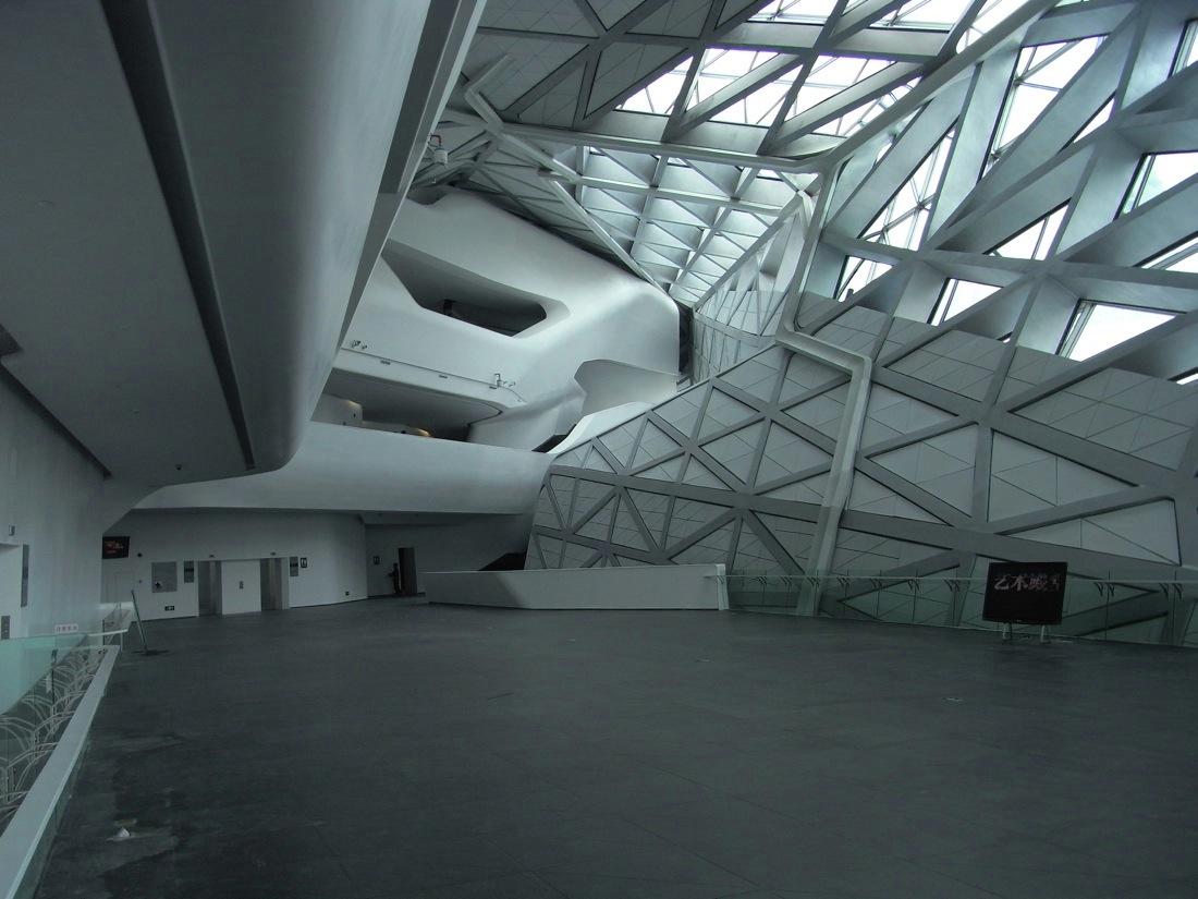 Gallery of Guangzhou Opera House / Zaha Hadid - 20