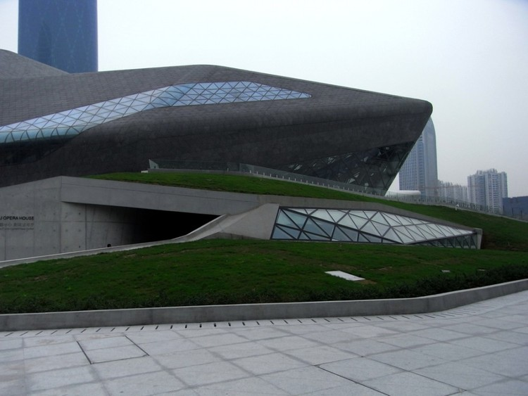 Update: Opera House / Zaha Hadid   ArchDaily